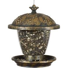 perky pet holly berry gilded chalet wild bird feeder walmart com
