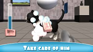 daily kitten virtual cat pet android apps on google play