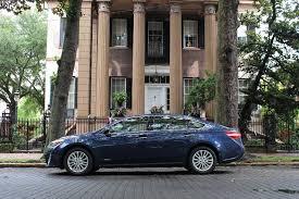 toyota avalon usa toyota avalon hybrid limited car review tour of