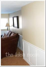 Wainscoting In Dining Room Best 25 Faux Wainscoting Ideas Only On Pinterest Wainscoting