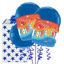 retirement balloon bouquet retirement balloons notjustballoons co uk