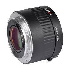 viltrox c af 2x magnification teleconverter extender amazon co uk