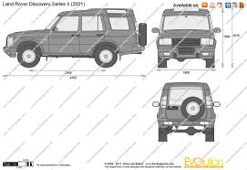 discovery land rover 2000 the blueprints com vector drawing land rover discovery series ii