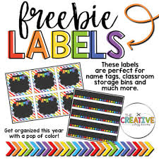 printable monster name tags editable classroom labels the creative classroom