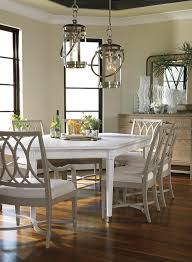 Coastal Dining Room Furniture Coastal Dining Table Dining Room Traditional With Wood Buffet