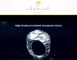 all diamond ring peoples events design world s all diamond ring