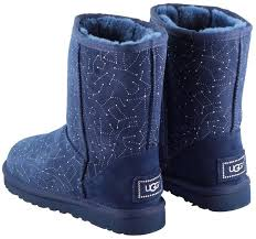 womens ugg boots navy ugg boots womens constellation navy from landau store