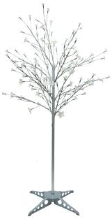 amazon com exhart silver led tree with 90 color changing leds