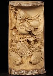 wood carving fish wallartideas info