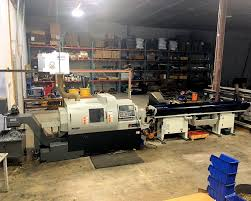 used hanwha xd38h machine swiss type