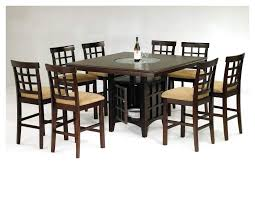mission 7 piece counter height dining set with cappuccino finish mission 7 piece counter height dining set with cappuccino finish