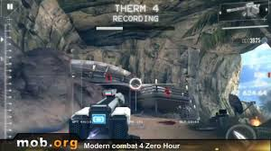 mob org apk modern combat 4 zero hour for android mob org