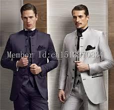 aliexpress buy 2016 new design hot sale hip 2017 hot sale 2 color groom tuxedos stand collar groomsmen dresses