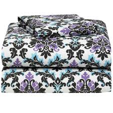Damask Bedding 5 Ways To Decorate A Dorm Room With Damask The Ocm Blog