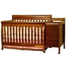 Crib Dresser Changing Table Combo Crib And Changer Combo Baby Crib Changing Table Dresser Combo