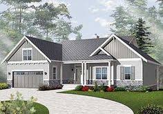 one story craftsman style home plans single story house plans with porches type one story style one