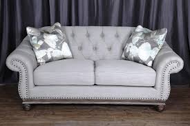 High Back Tufted Loveseat Diy Tufted Loveseat House Decorations And Furniture Leather