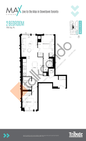 floor plans toronto max condos talkcondo