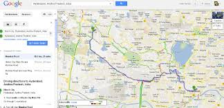 G00gle Map Google Maps Now Shows Traffic Alerts In India Thinking Highways