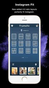 download instagram layout app framatic collage editor on the app store