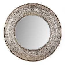 Elegant Decorative Mirrors Wall Round Mirror Unique For