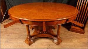 expandable round dining table 50 round dining table design ideas ultimate home ideas
