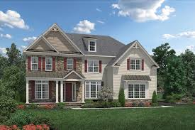 farmhouse home designs newtown pa new homes for sale dutchess farm estates