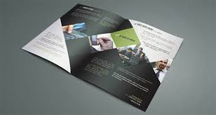 two fold brochure template psd bi fold brochure design templates 23 bi fold brochure templates