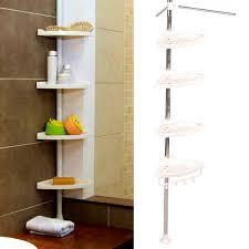 Bathroom Corner Shelving Uncategorized Astounding Corner Bathroom Shelf Appealing