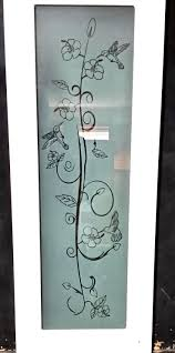 etched glass designs for kitchen cabinets 14 best home decor sand etched glass images on pinterest etched