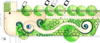 garden layout design ideas and plans landscape u2013 modern garden