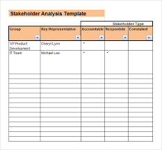 Sensitivity Analysis Excel Template Analysis Template 19 Free Documents In Pdf Word Excel