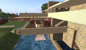Frank Lloyd Wright Falling Water Interior Hotel U0026 Resort Falling Waters Resort Design Ideas Falling Waters