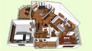 floor plan sketchup floor plans in sketchup youtube