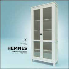 Glass Front Kitchen Cabinet Doors by Hemnes Glass Door Cabinet Gallery Glass Door Interior Doors