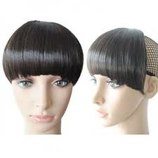 clip on bangs synthetic clip in bangs human hair clip in bangs ebuywigs