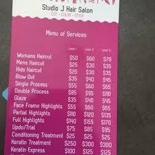 haircut express prices studio j salon make an appointment 40 photos 10 reviews hair