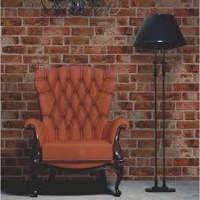 fine decor distinctive red brick wallpaper fd31045