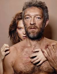 jean baptiste mondino shoots vincent cassel and lea seydoux for