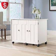 Folding Sewing Machine Table Sauder Sewing Cabinet Machine Table Craft Shelves Storage Bins