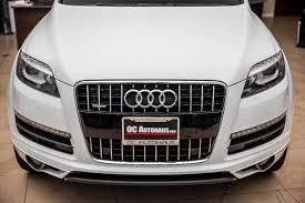 2015 audi a 2015 used audi q7 quattro 4dr 3 0t premium plus at oc autohaus