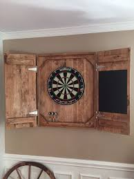 Dart Board Cabinet Plans 7 Best Dart Board Images On Pinterest Dart Board Cabinet