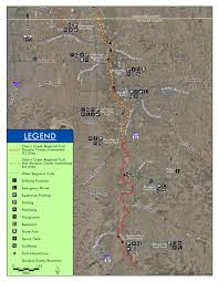 Littleton Colorado Map by Cherry Creek Regional Trail Douglas County Government