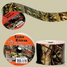 camo ribbon next camo ribbon 2 25 20 yds camo party gifts