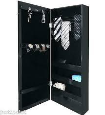 Jewelry Storage Cabinet Armoire Over Door Mirror Armoire Ideal The Bathroom Storage