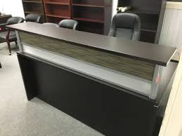 Affordable Reception Desk New Office Source Pl Series Reception Desk Waller Tx Reception