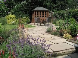 Garden Patio Design by Colourful Patio Garden Dewsbury