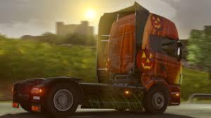 euro truck simulator 2 halloween paint jobs pack on steam