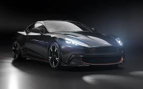 aston martin back new aston martin vanquish ultimate edition announced