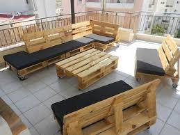 fabriquer un canap en palette 52 idées pour fabriquer votre meuble de jardin en palette salons